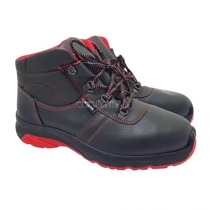 Високи работни обувки от естествена кожа  MIA S3 Wurth №42