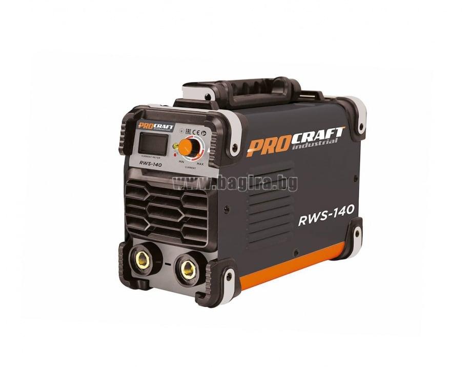 Инверторен електрожен Industrial RWS - 140 Procraft