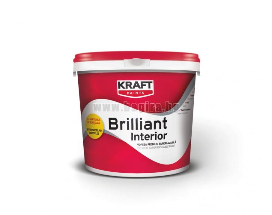 Латекс Brilliant Kraft  Латекс Brilliant Kraft  4 л.