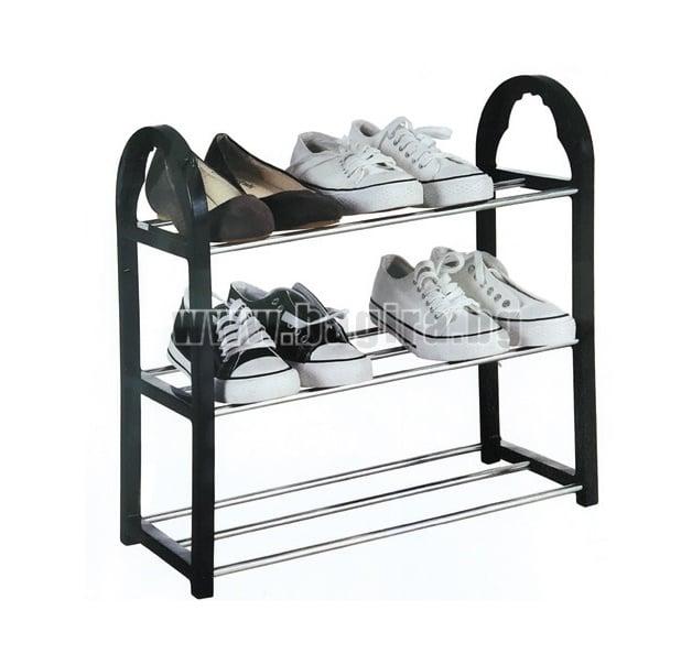 Етажерка за обувки на 3 нива