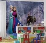 Фототапет Елза и Анна - Замръзналото кралство