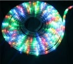 LED маркуч за външна употреба 20 м. - разноцветен