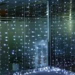 LED лампички тип завеса с ефект падащ сняг  216 бр.