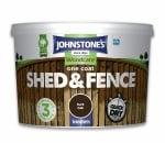 Импрегнатор за дърво Shed & Fence 5 л.JohnStones