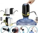 Електрически диспенсър -  помпа за вода с USB зареждане