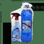 Размразител за стъкла HILBER DE ICER + Зимна течност за чистачки MARENOL
